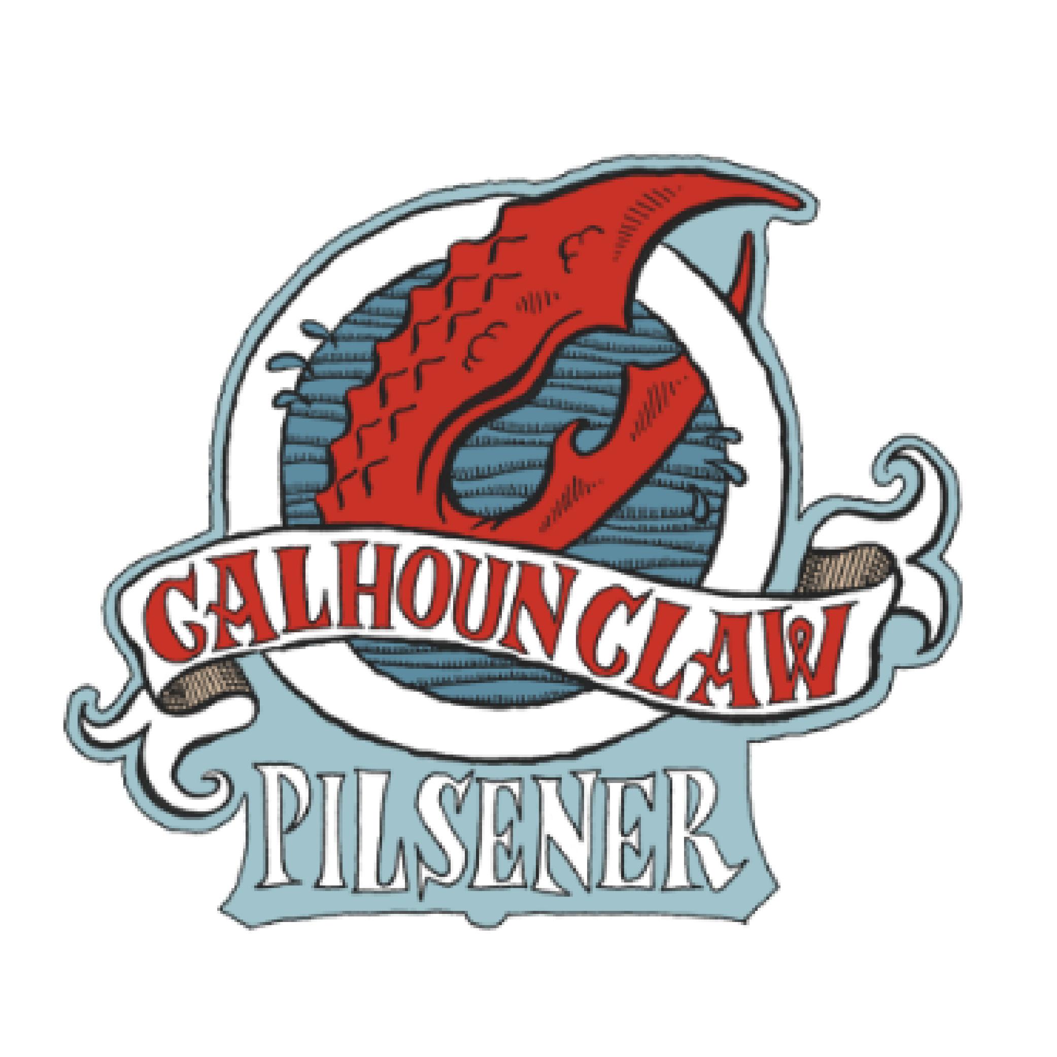 Copy of Copy of Lake Monster Calhoun Claw Pilsener