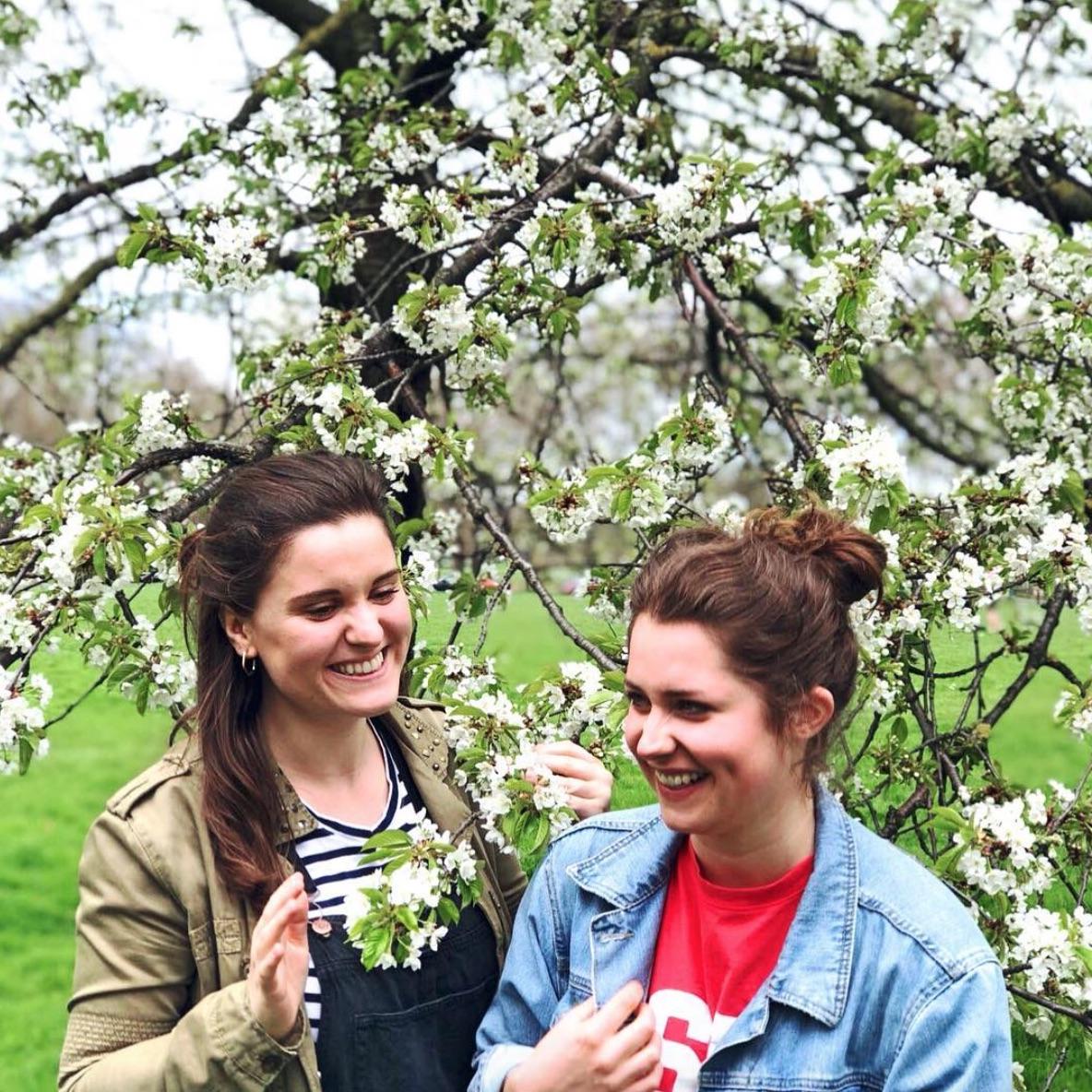 Ellie and Ella - blossom.jpg