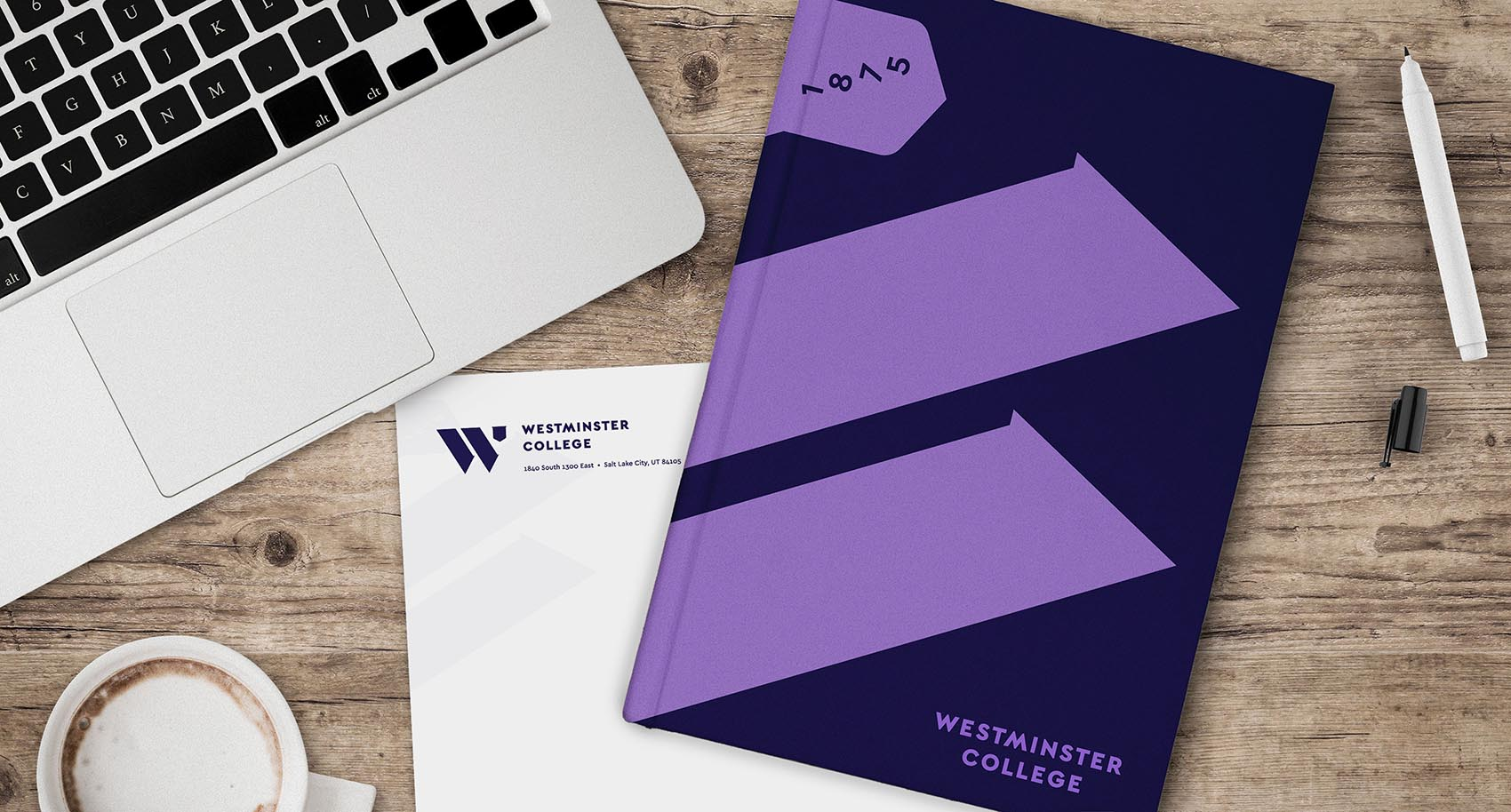 Westminster Brand Collateral Notebook