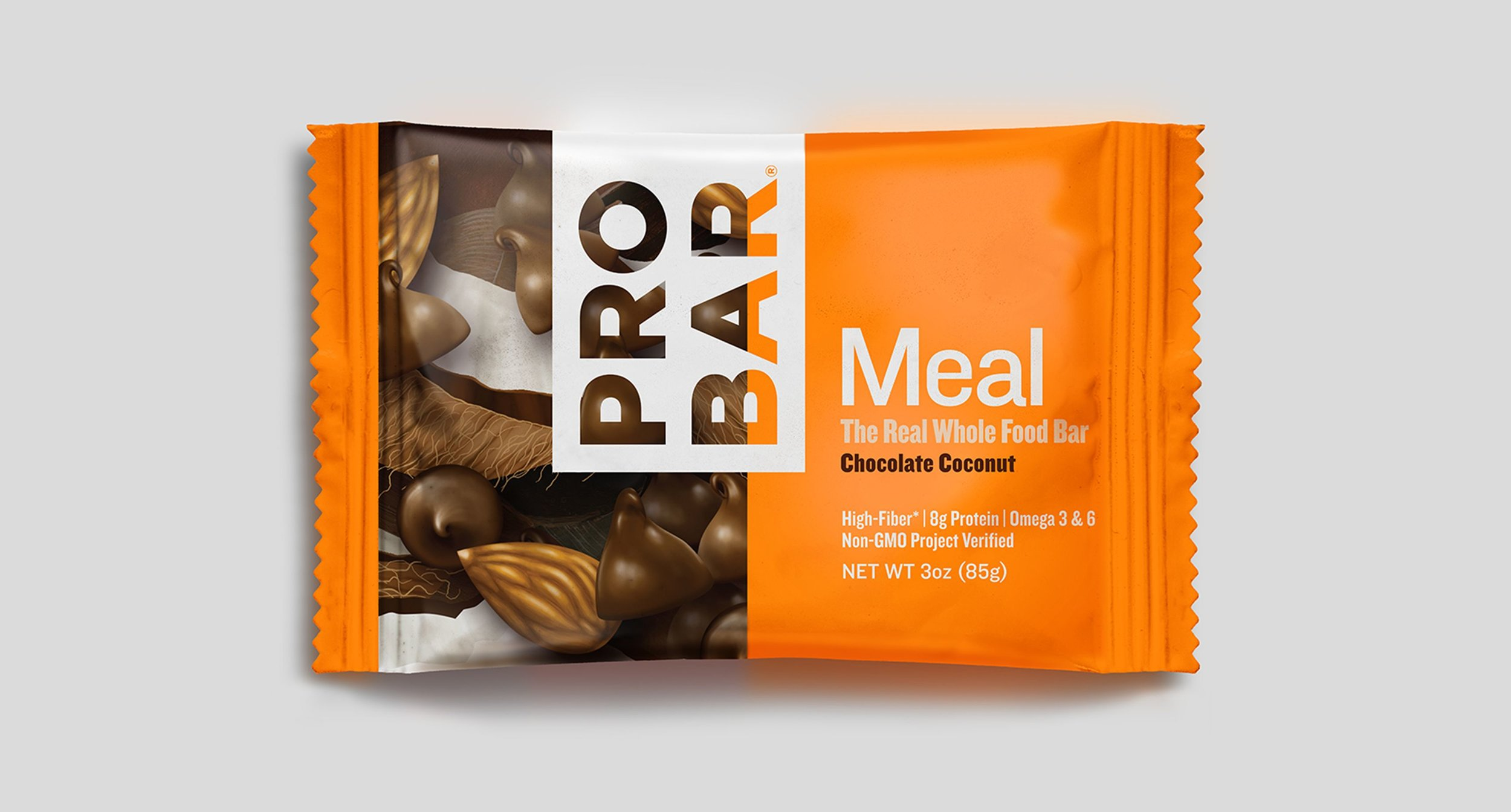 PROBAR Meal package design