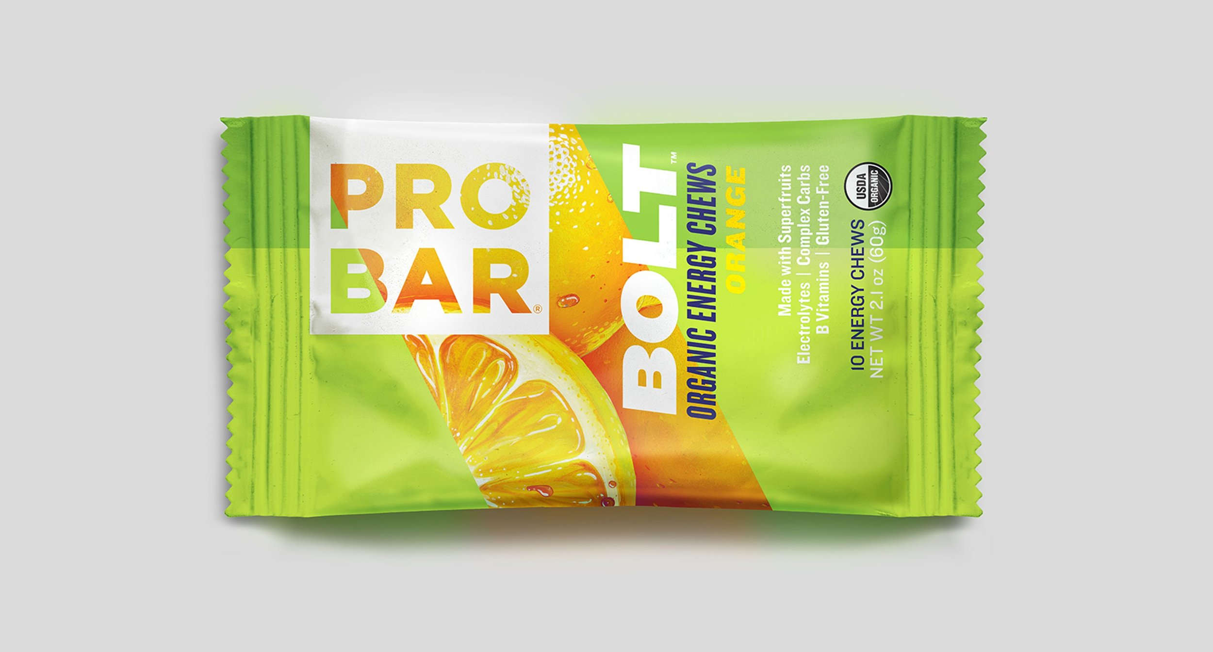 PROBAR Bolt Orange Packaging
