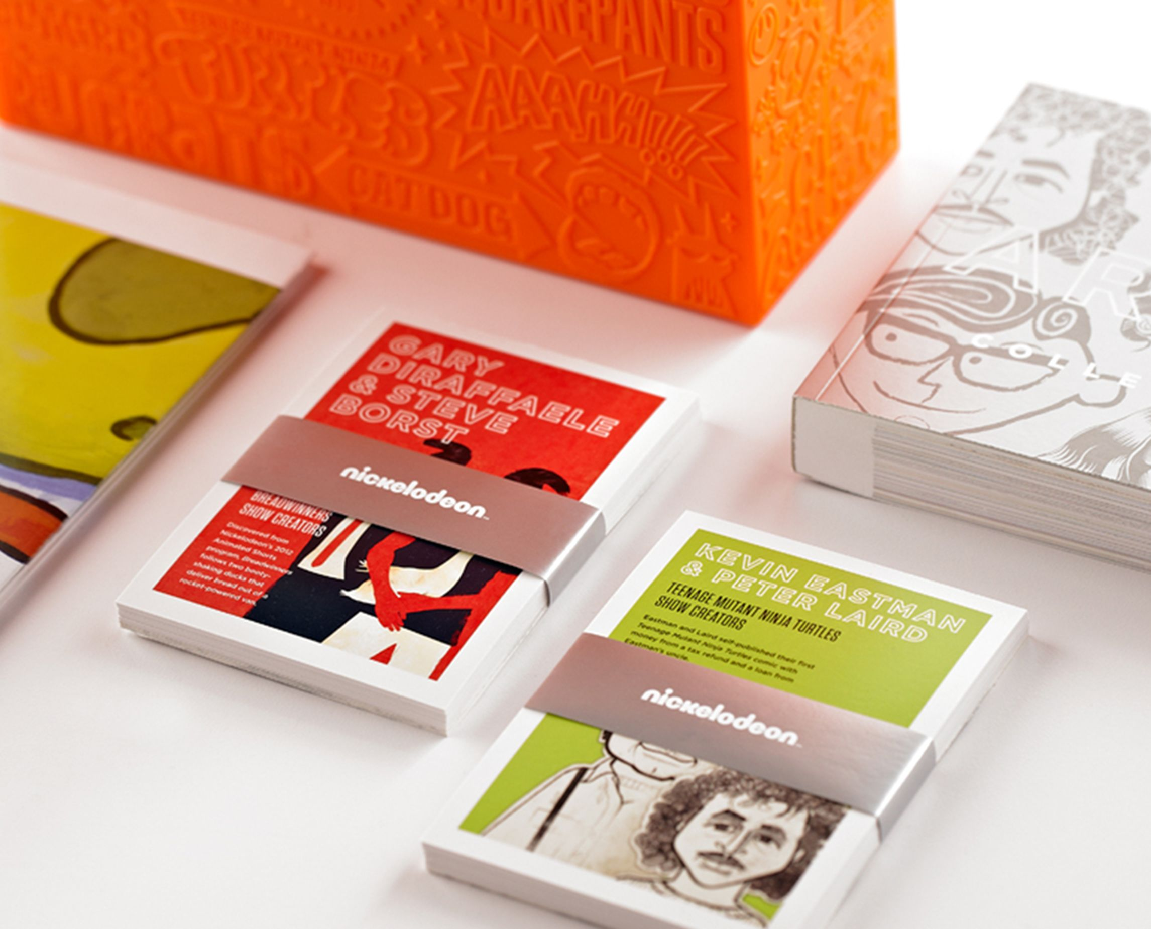 Archive Set Creator Cards