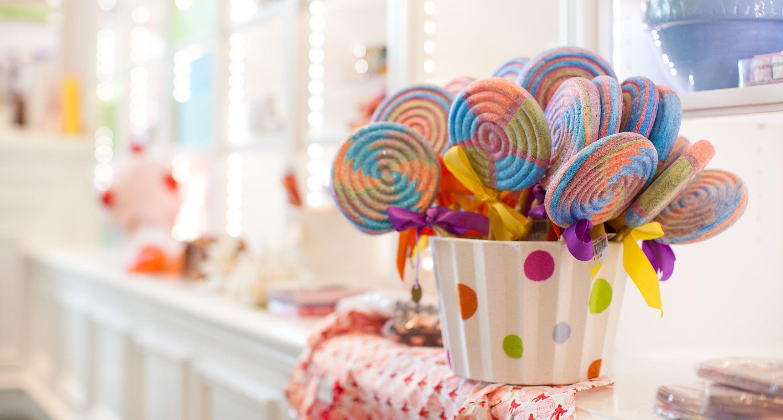 La Bonne Vie Lollipops