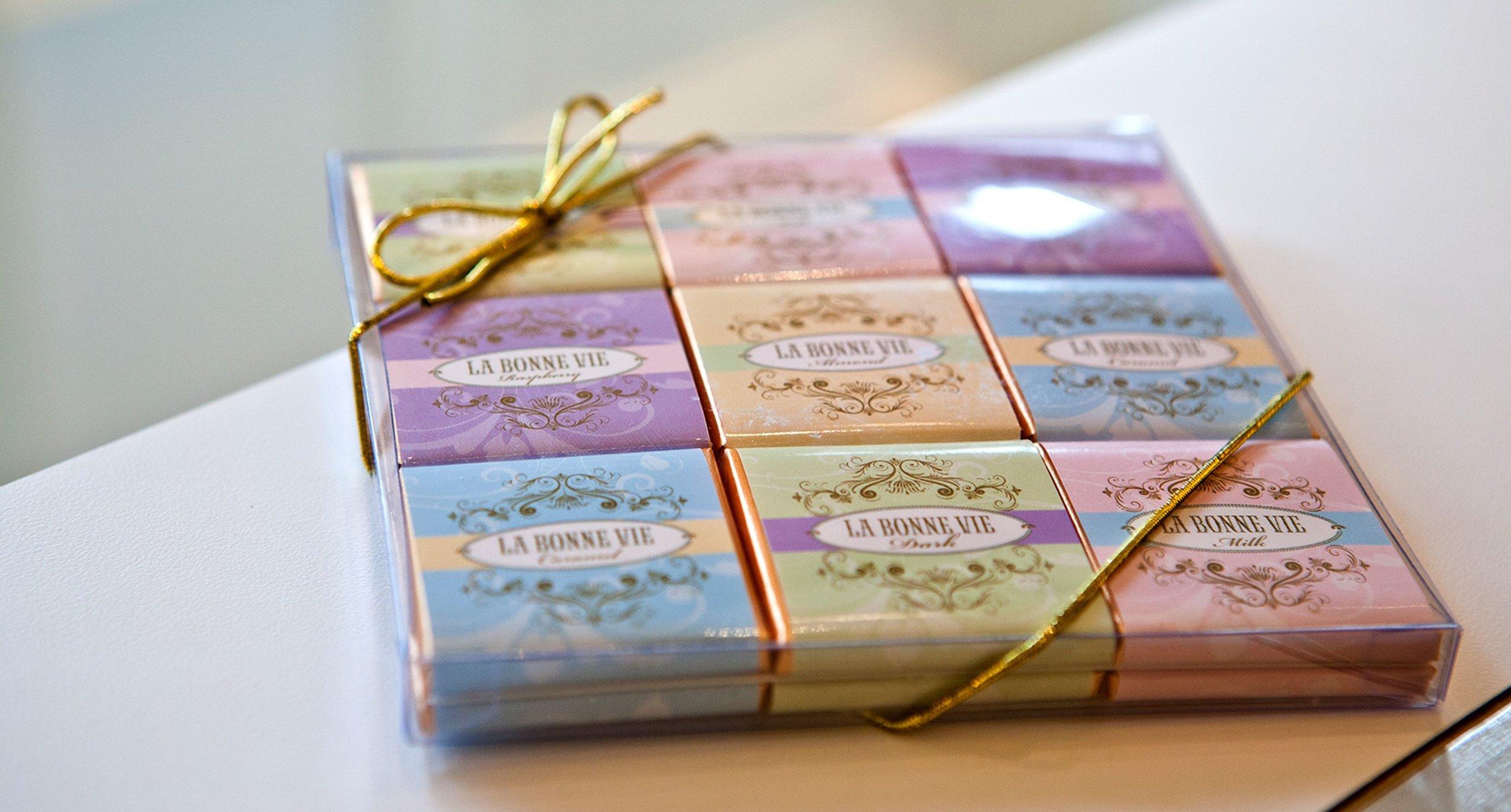 La Bonne Vie Assorted Chocolates