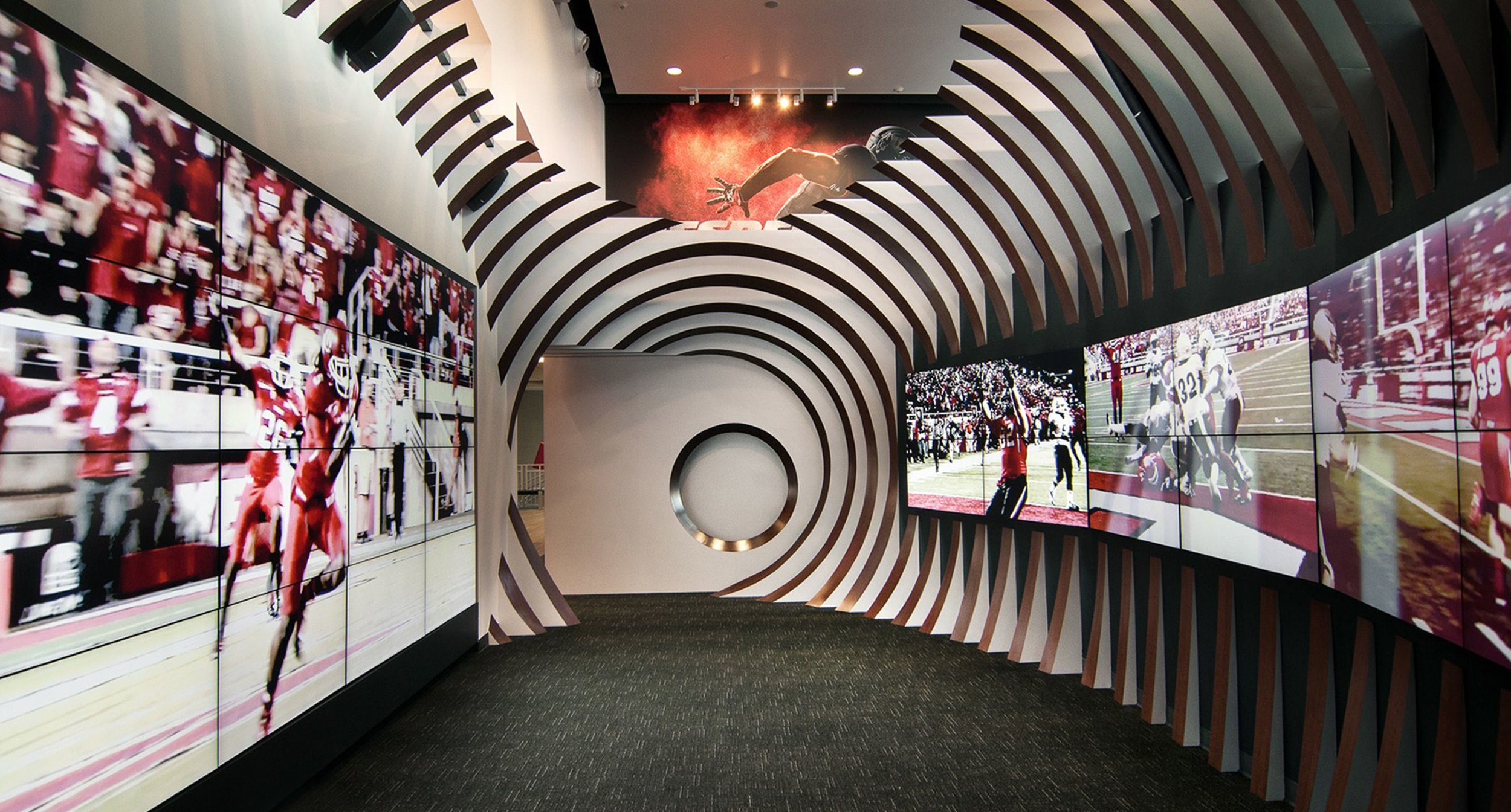 Hall of Fame Tunnel