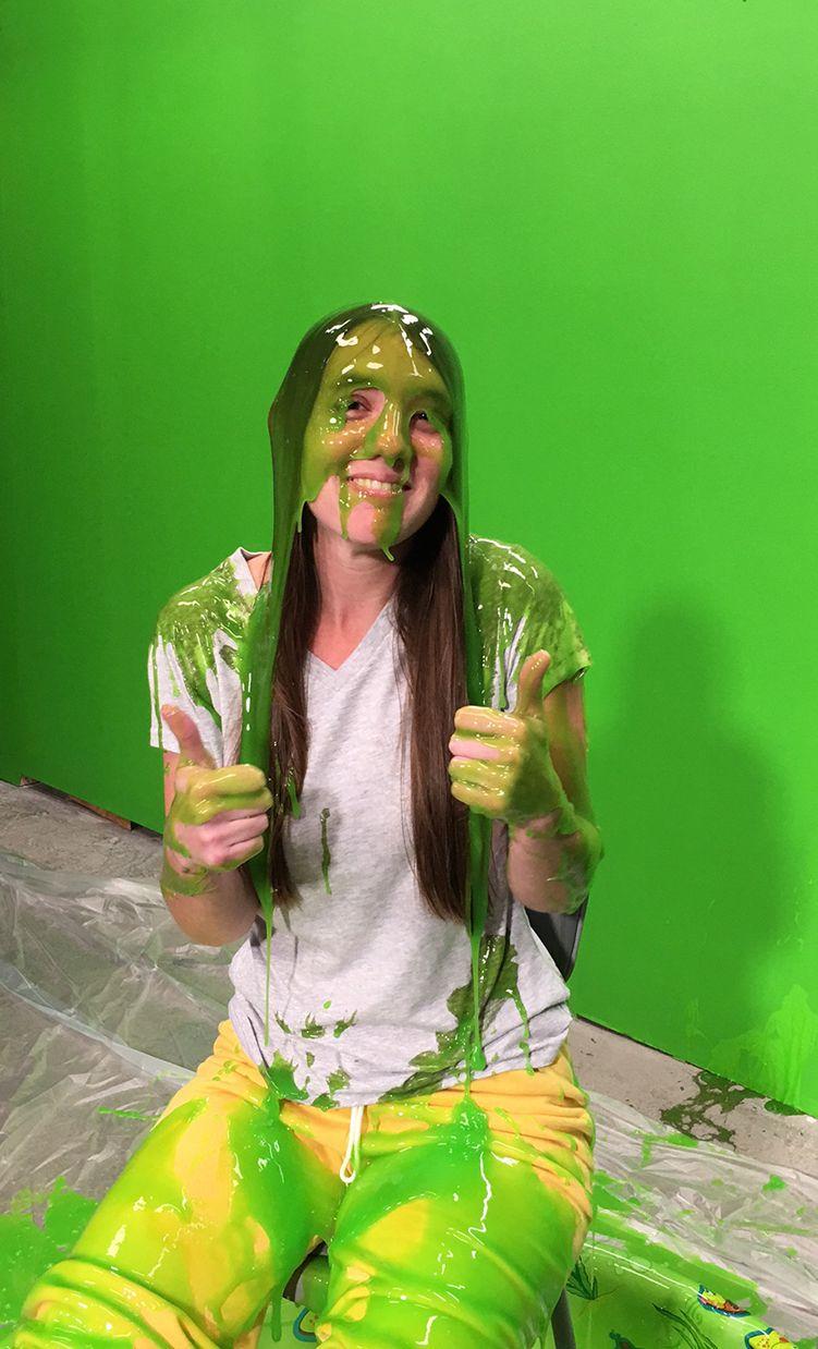 Essie in Slime