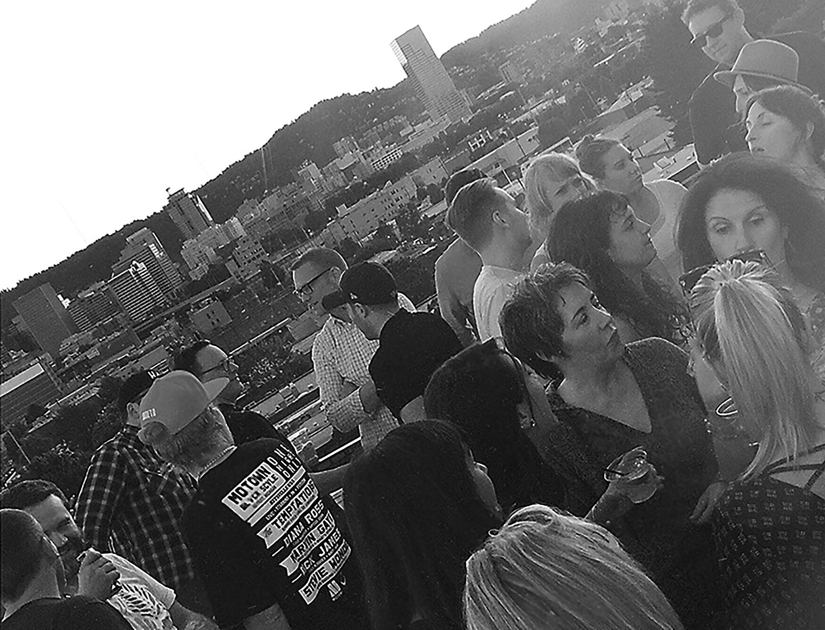 PDX Summer Rooftop Party
