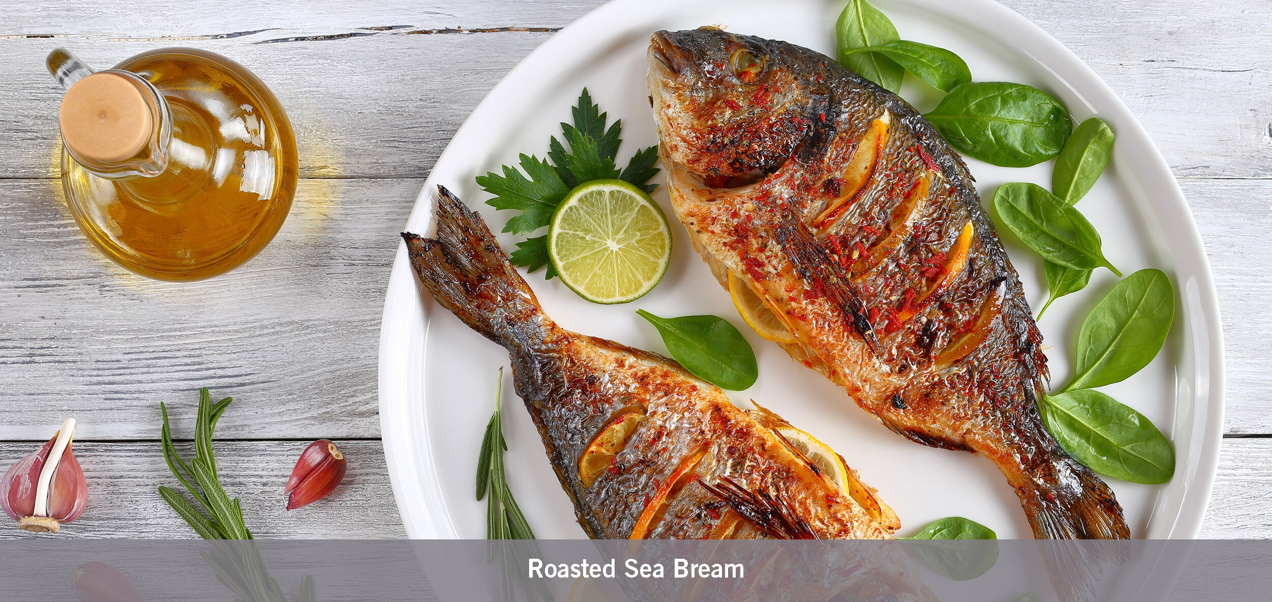 Roasted Sea Bream