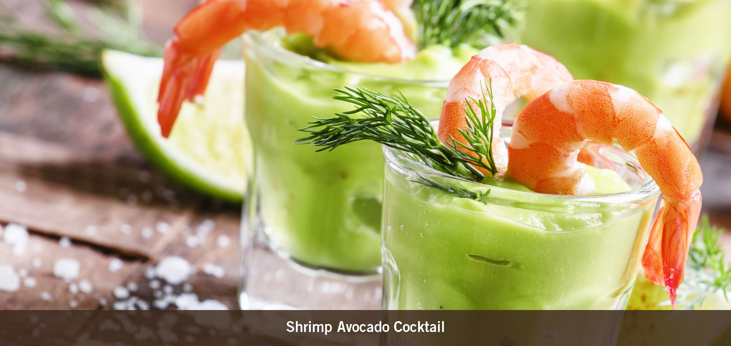 Shrimp Avocado Cocktail