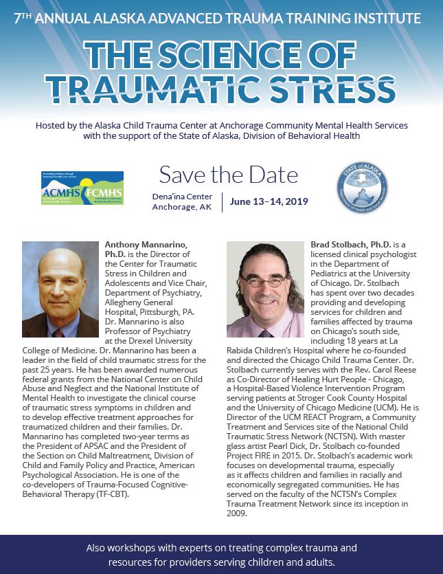 7th Annual Advanced Trauma Training Institute — Alaska