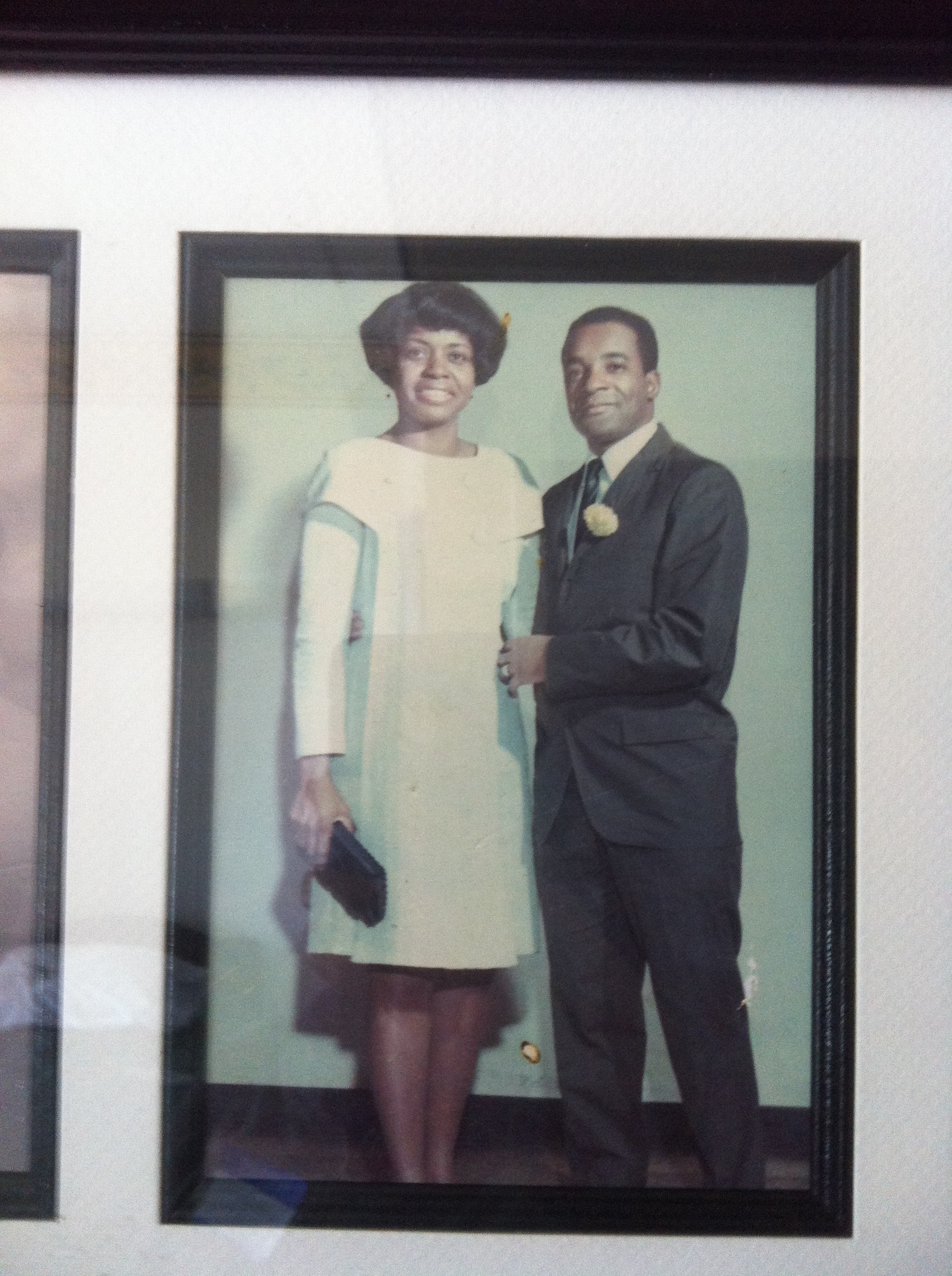 My grandparents back in the day day.
