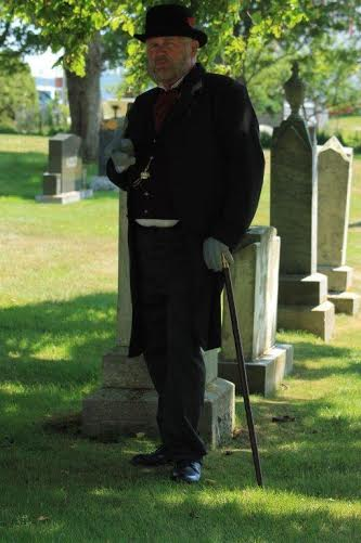 Our adjacent cemetery contains generations of the area's founding families and is a fascinating walk through time.