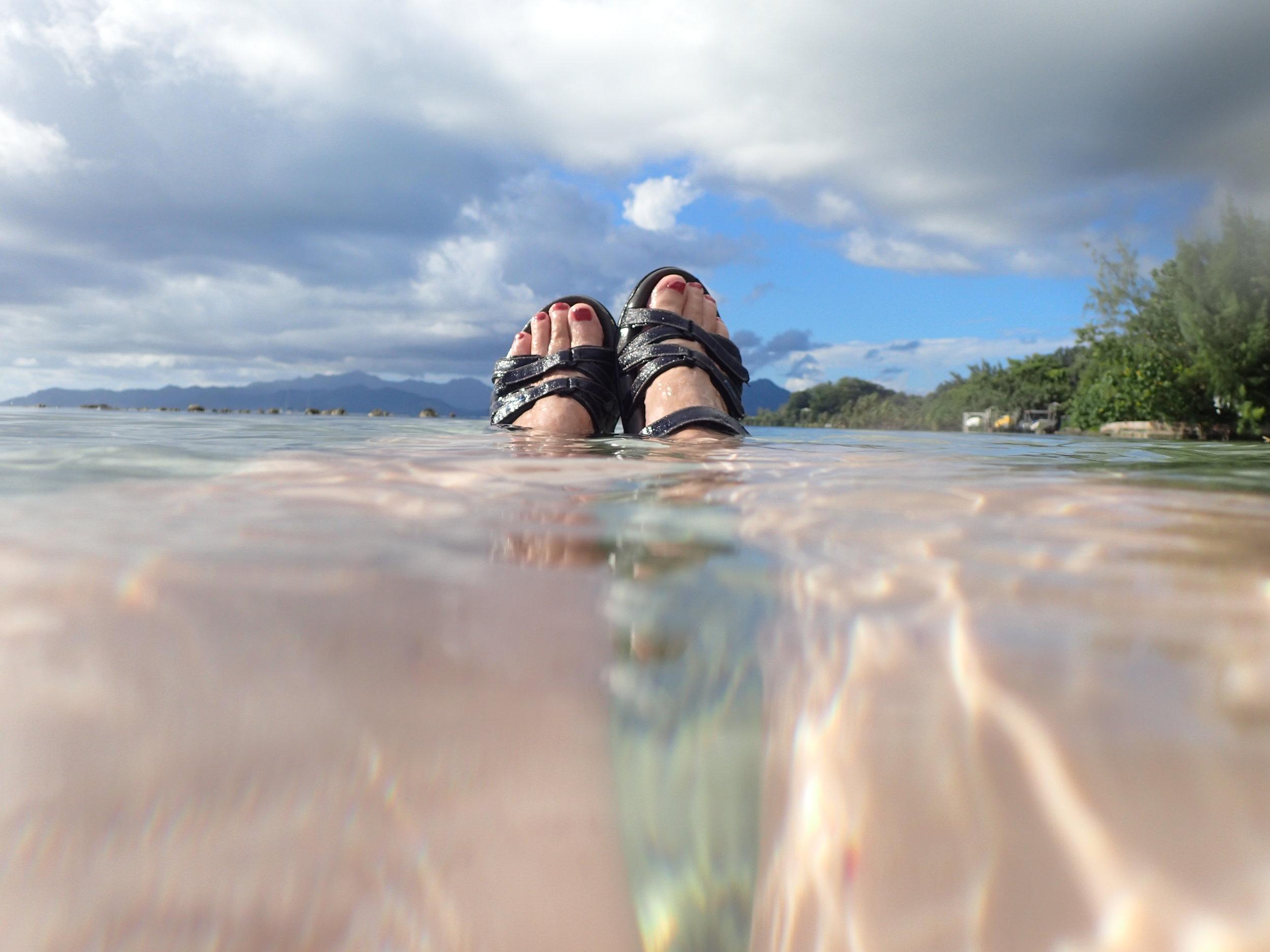 Aahhh Tahiti at last