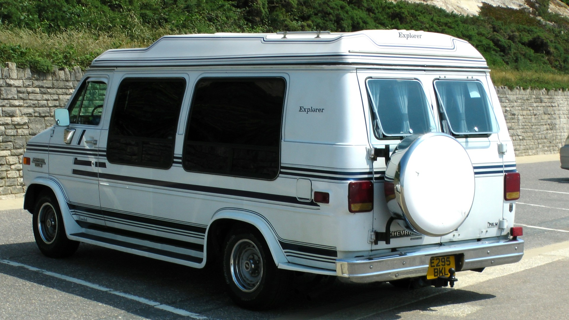 This is the sort of van I am looking for.
