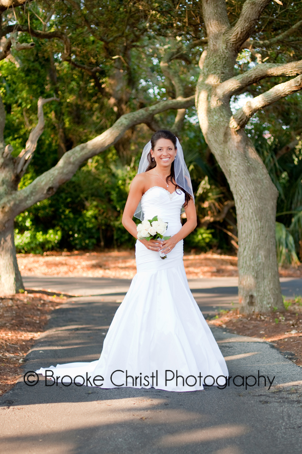 bridal portraits myrtle beach