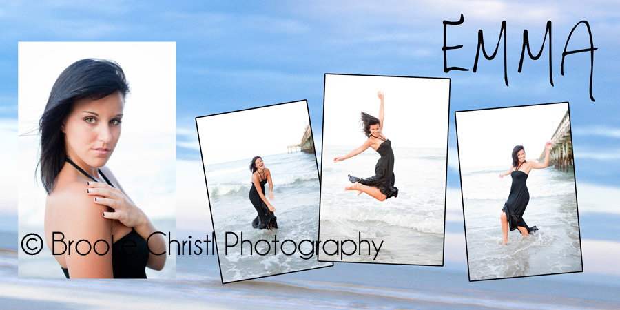 myrtle beach senior photographer