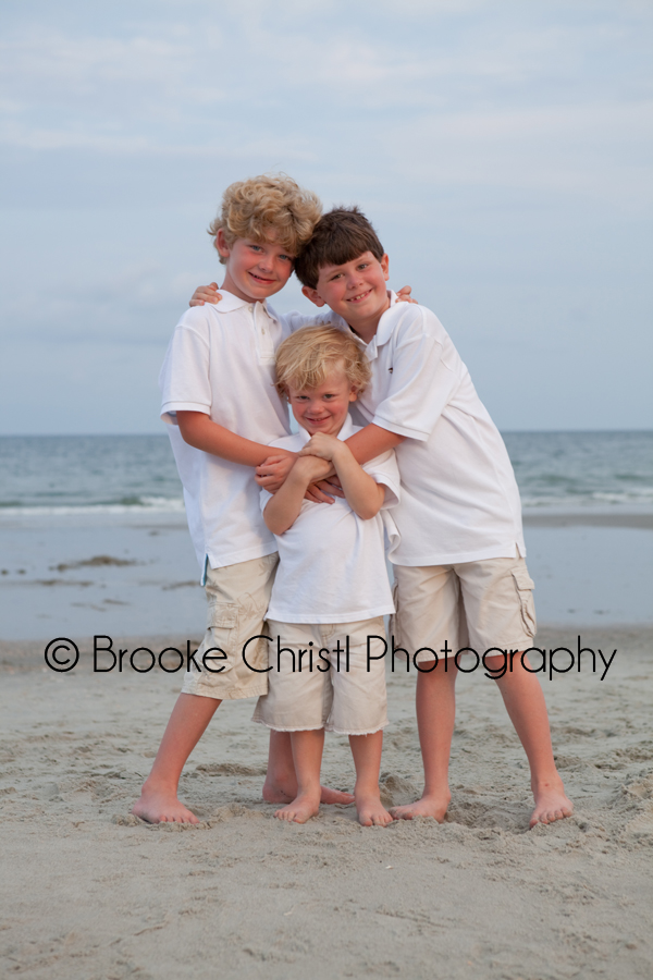 family pictures myrtle beach