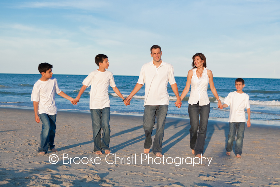 myrtle beach family photographer