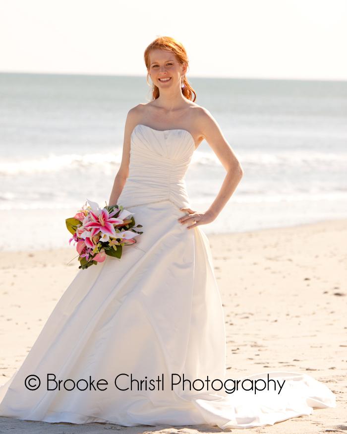 beach bride myrtle beach