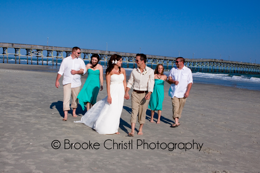 north myrtle beach wedding