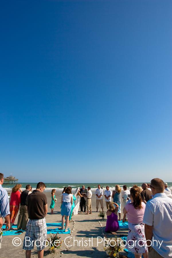 beach ceremony north myrtle beach