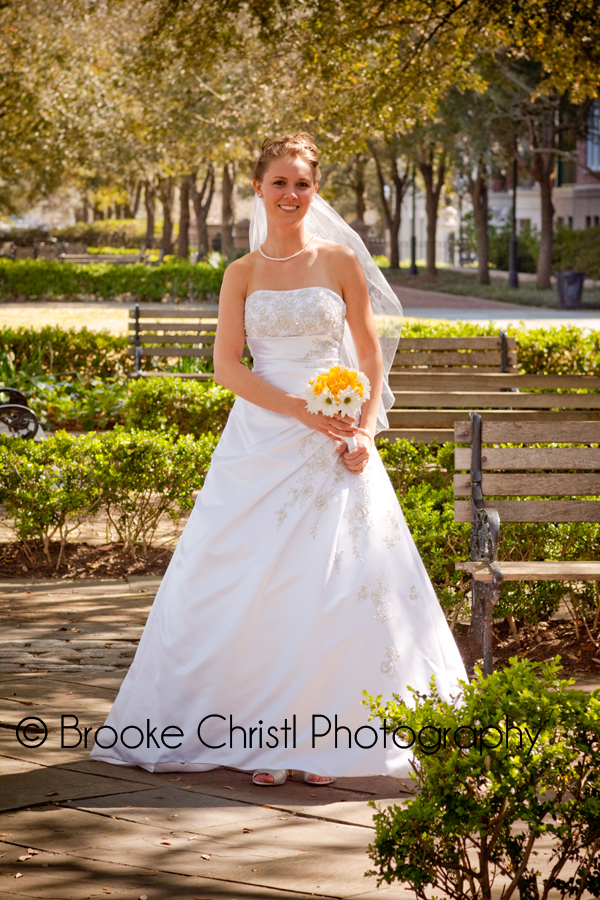 bridal portraits charleston
