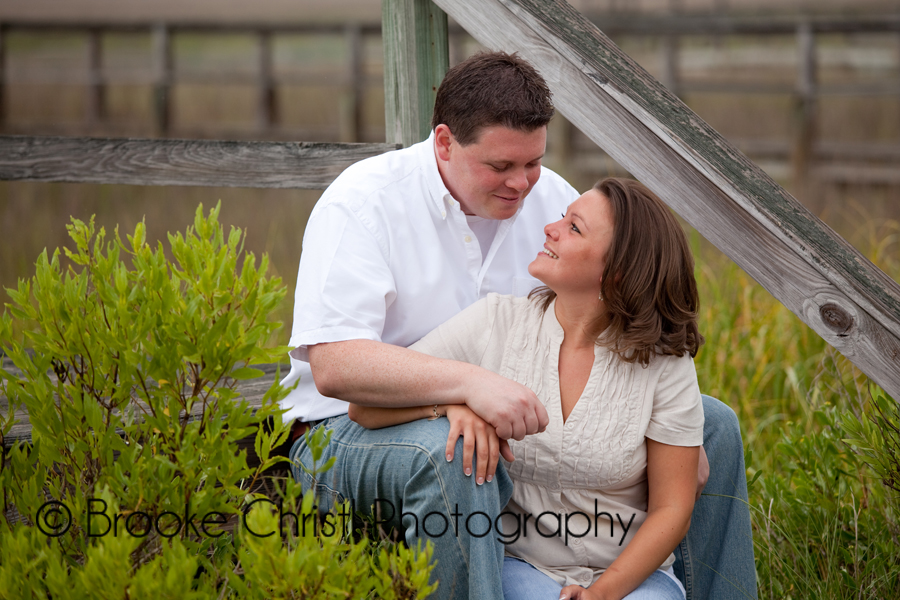 pawleys island engagement pictures