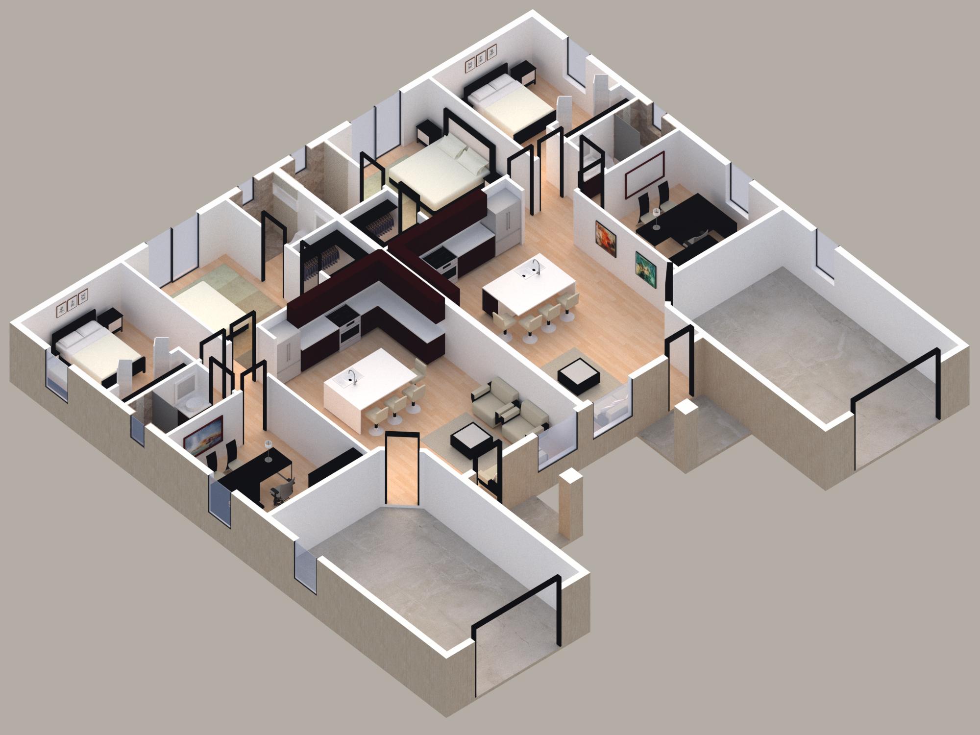 Falcon Duplex Model