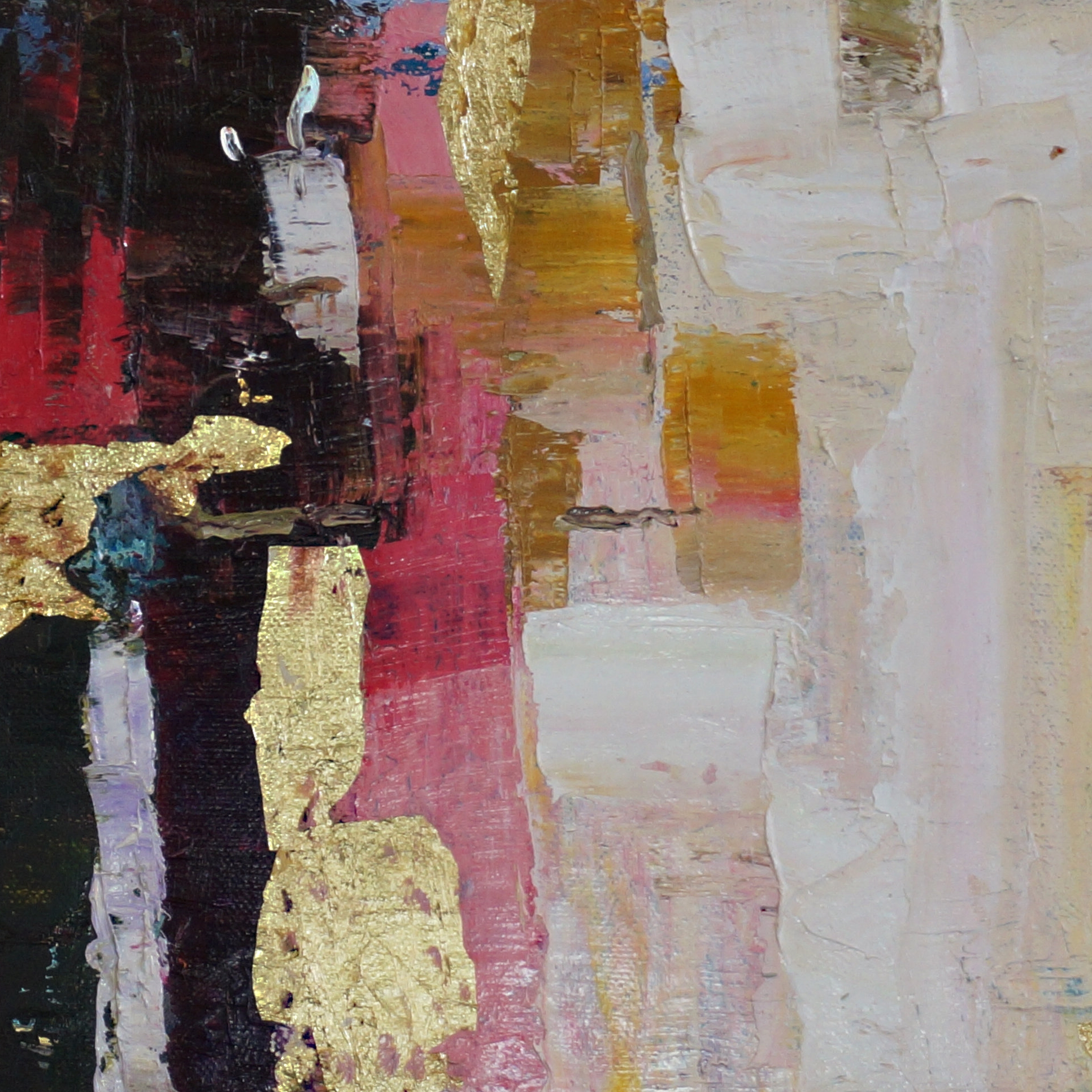 Abstract Origins - This workshop explores where abstraction comes from. We start with composition and design, and look to nature for inspiration and a color palette.