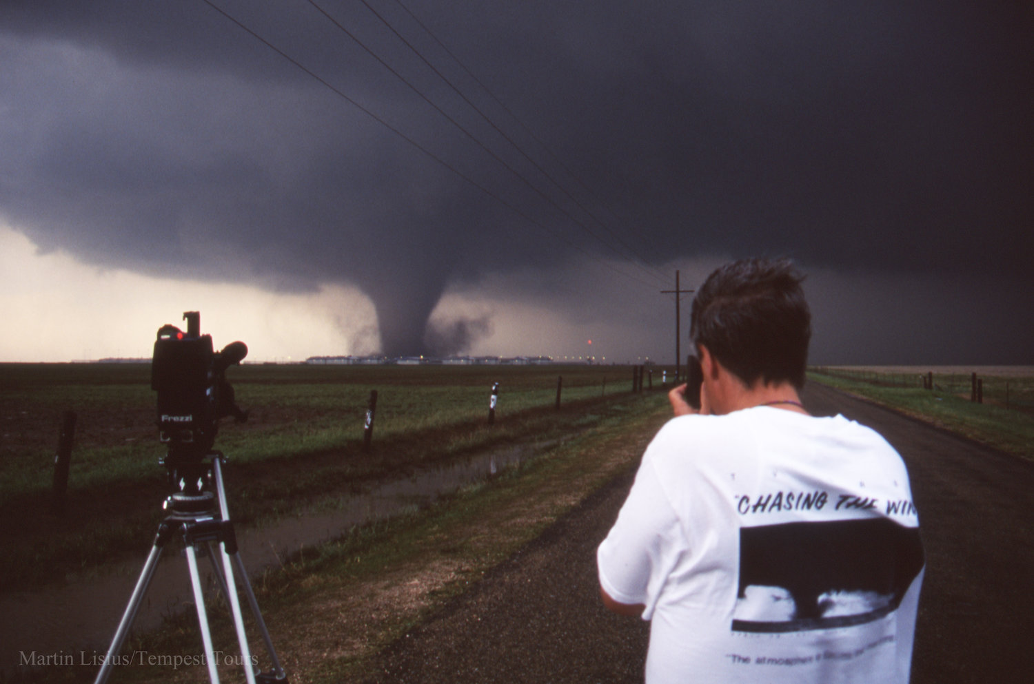Storm Chasing Safety