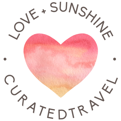 Love + Sunshine Curated Travel