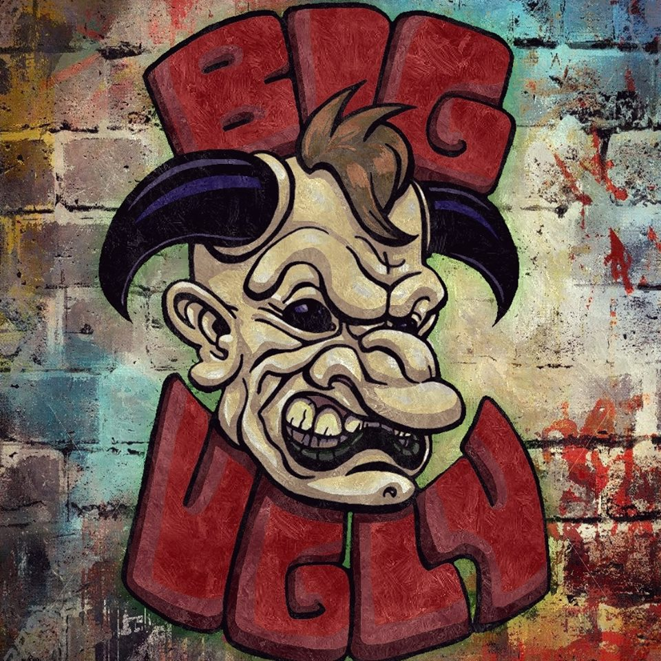 Big Ugly is a metal band from north central Ohio. Loud and aggressive. And totally unapologetic lyrics. With a side of comedy!! We are Big Ugly.