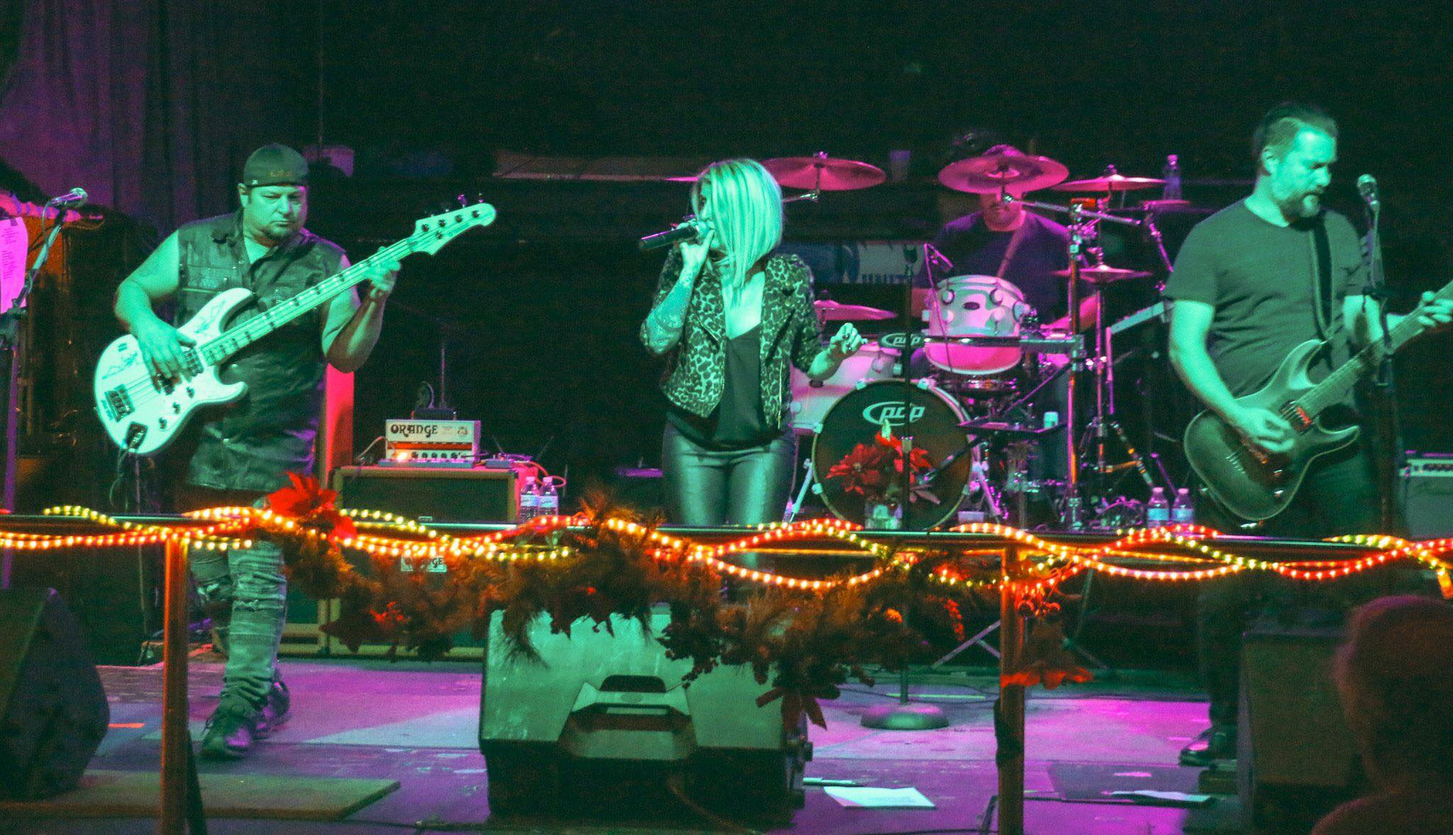 Crush!!! Angsty female fronted, knock your socks off rock 'n' roll band from Erie, PA. Playing new and old rock and pop hits with an edge!