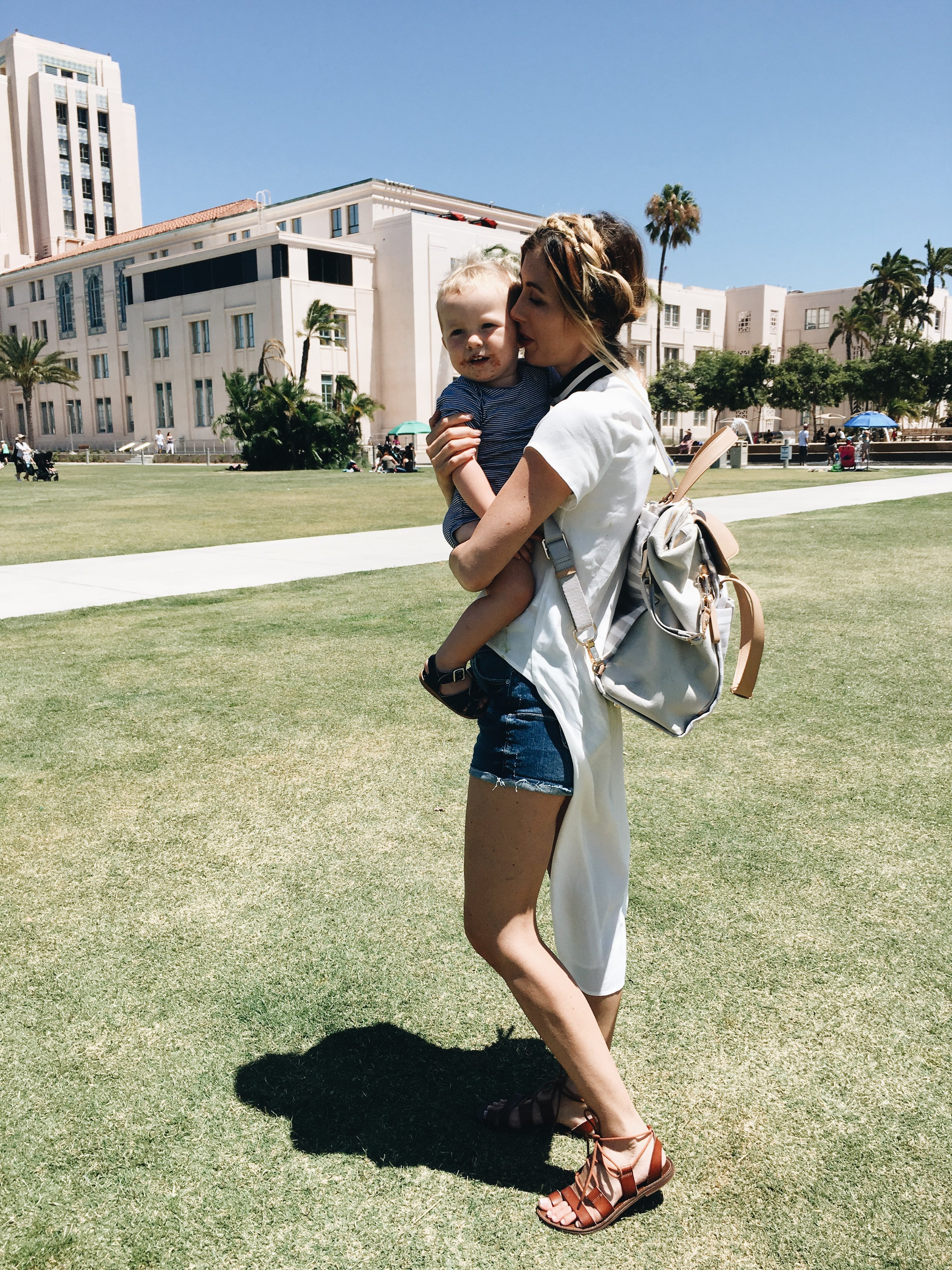 successful outings and travel with kids