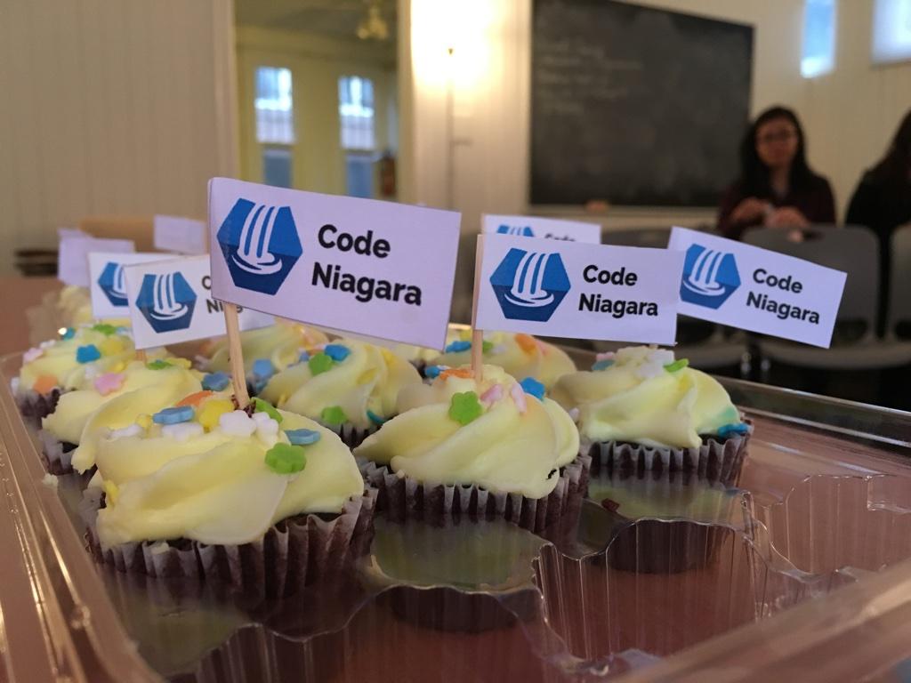 Code Niagara Cupcakes