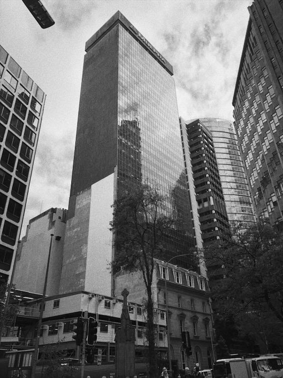 16th floor in CBD.