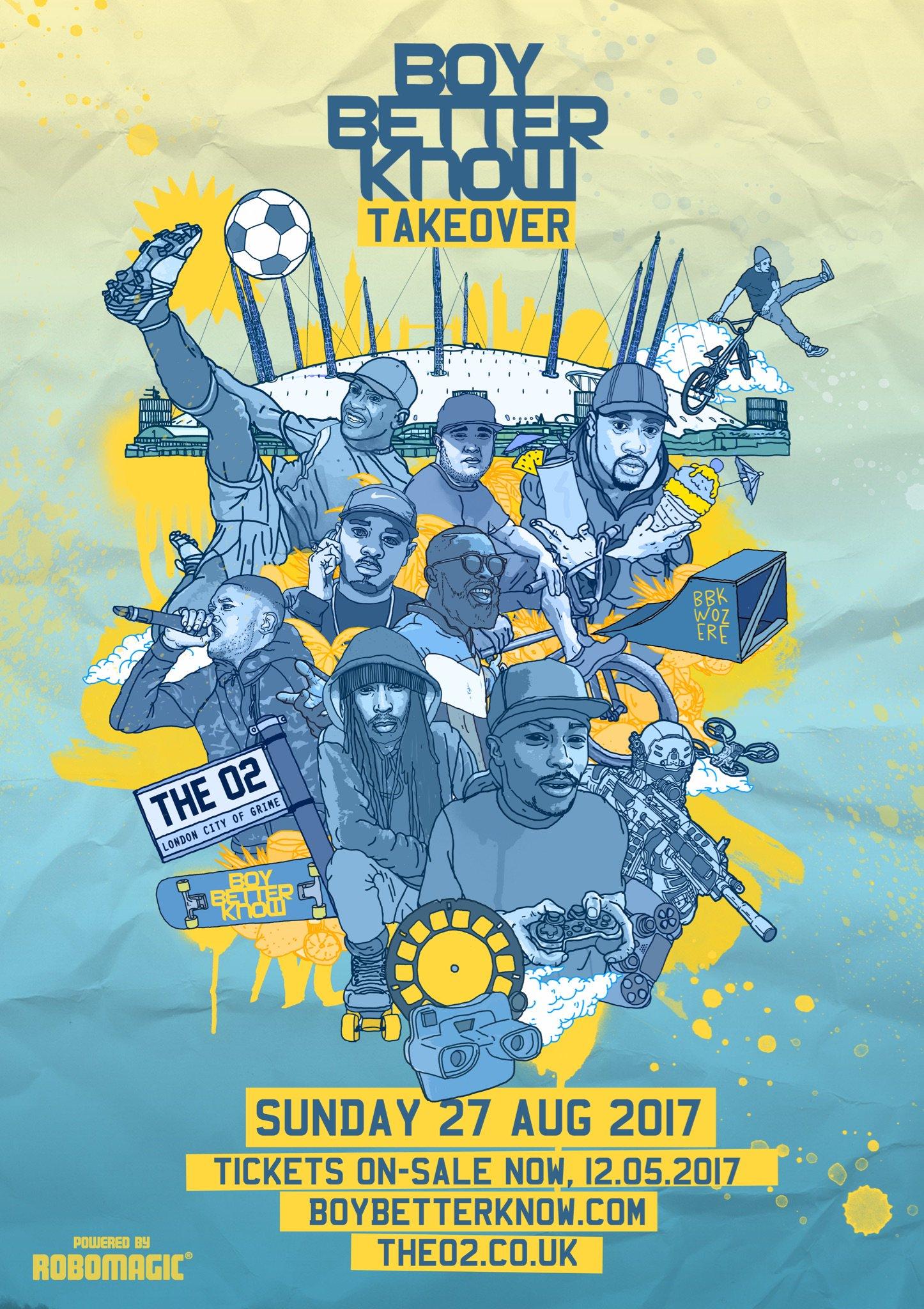 BBK Takeover 2017