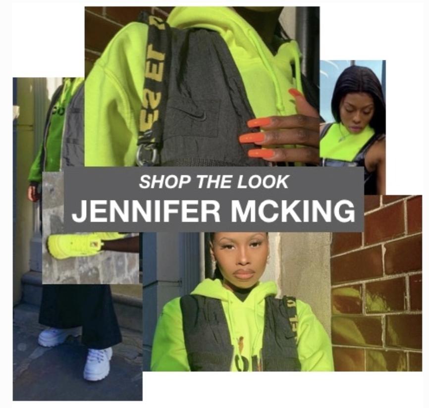 SHOP THE LOOK - JENNIFER MCKING