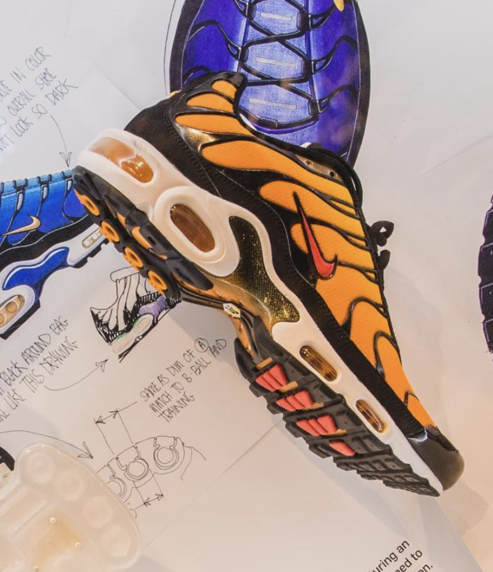 20 years of the nike tn -