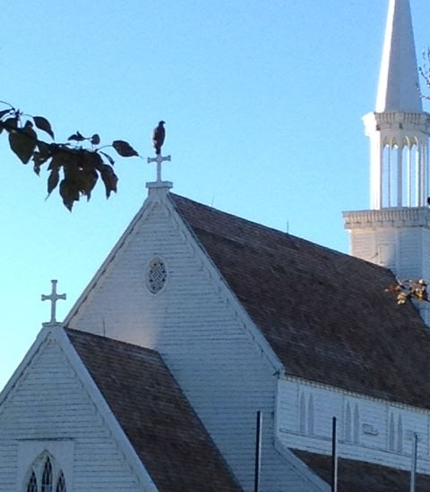 In a 2010 CBC interview, Elder Joe Roberts questioned the church's longevity and even described the church swaying in the wind on rainy days. -