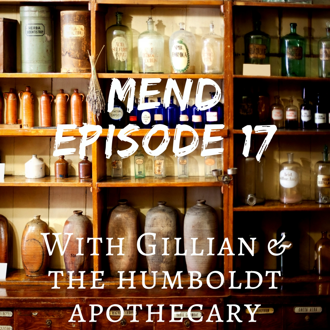 With Gillian & the humboldt apothecary.jpg