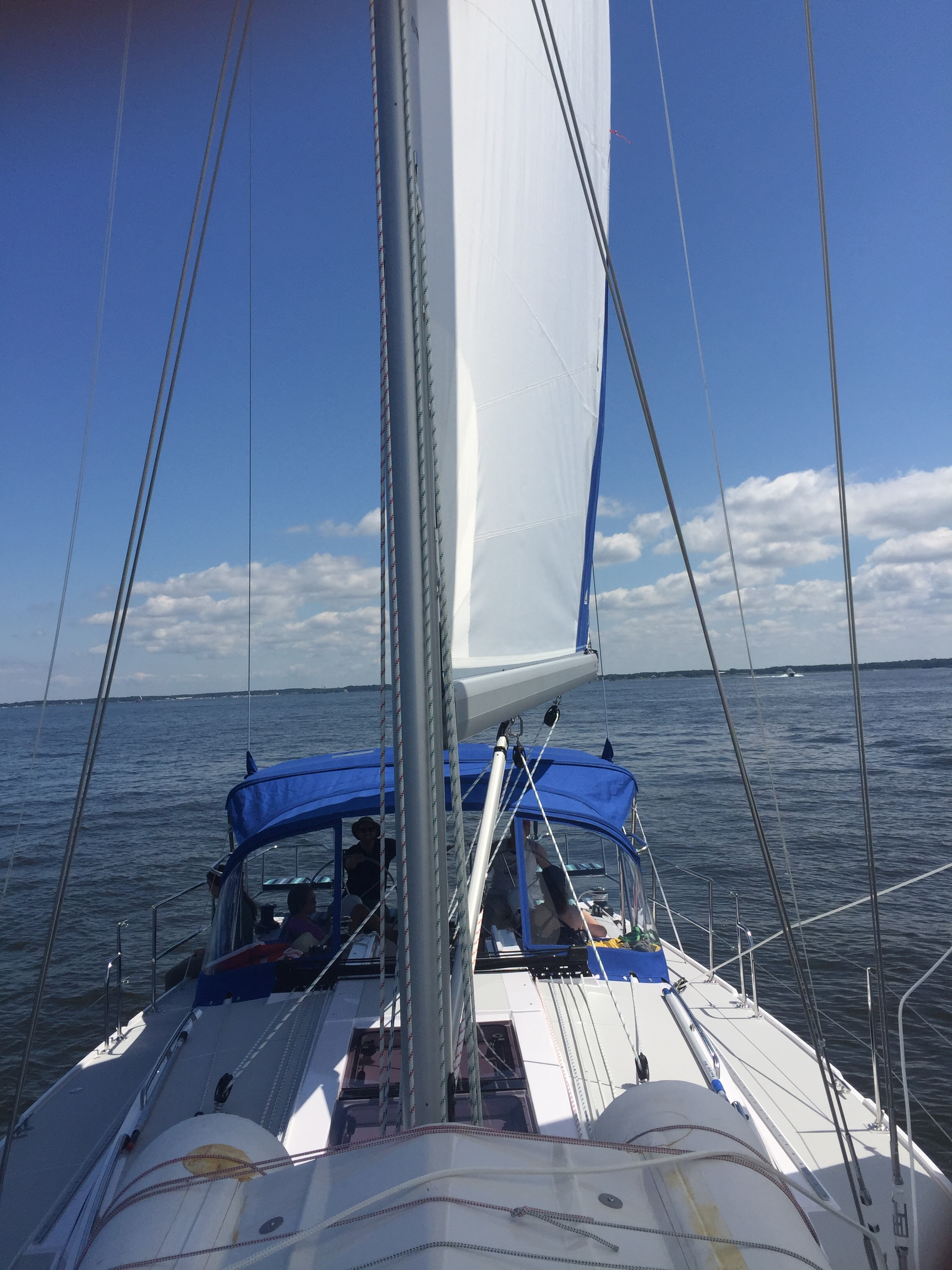 Shardana for Chesapeake Bay Sailing Charter