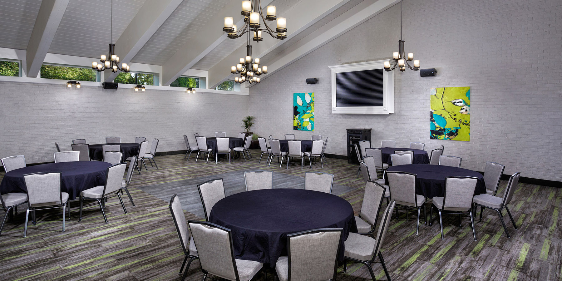 CLUBHOUSE WITH EVENT SPACES