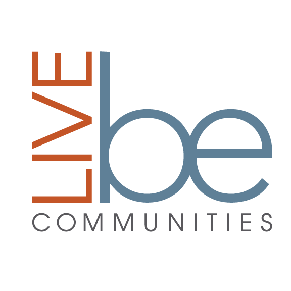 LIVEbe Communities logo
