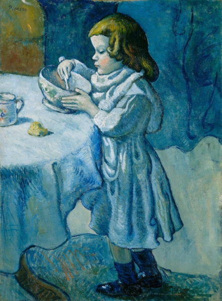 Le Gourmand - Pablo Picasso