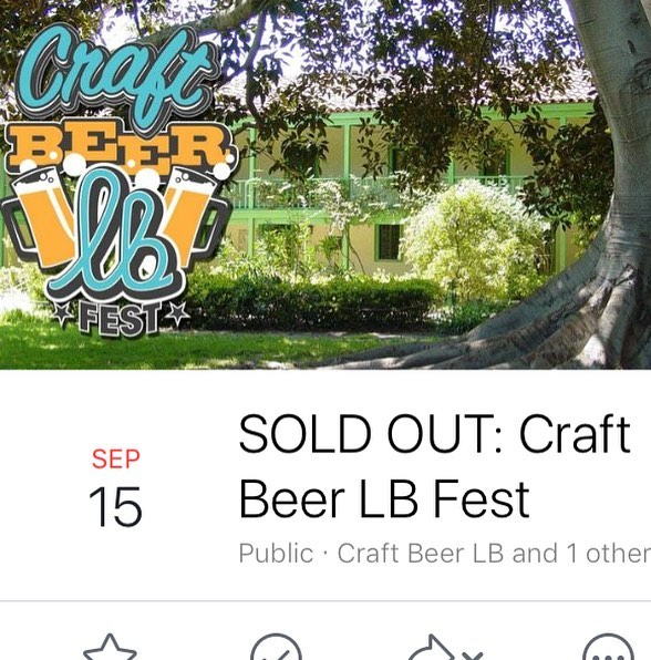 Excited for our performance today at #lbcraftbeerfest with @katiejoandthemijos !