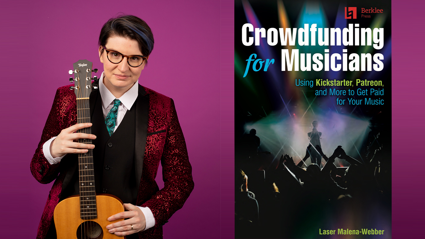 crowdfunding for musicians - My how-to guide for musicians comes out fall 2019!