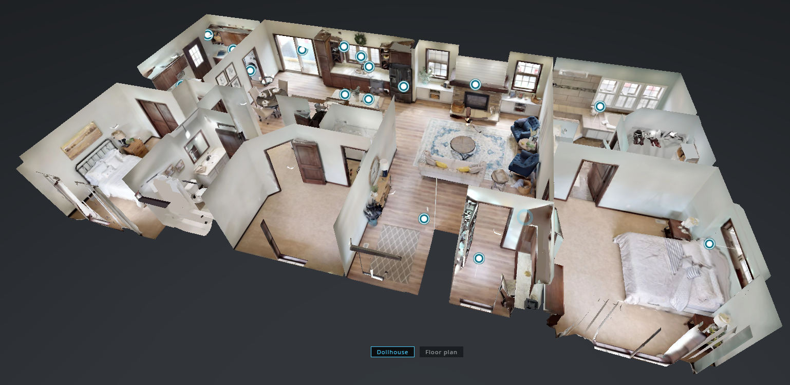 virtual tour - Click to experience a virtual tour of the Garner.
