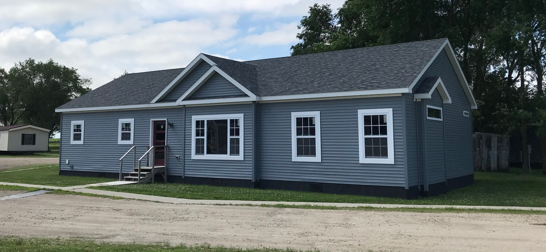 if display 5 - rochester homes / modular / 1,800 FT.²