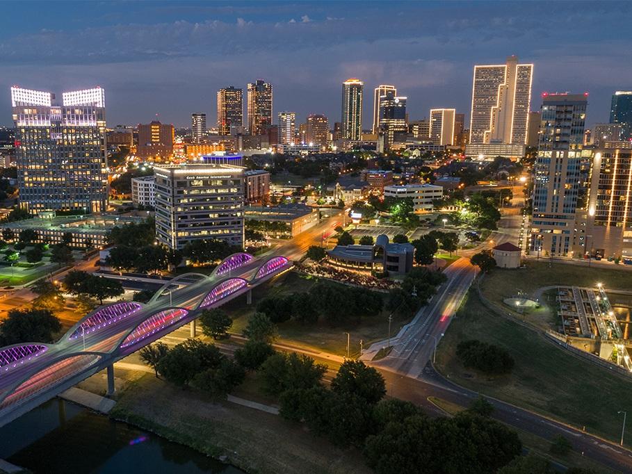 Fort Worth, TX -